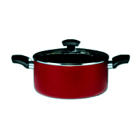 Pan with lid is an excellent pan with lid that the one could only think of. Just a great casserole with a lid!