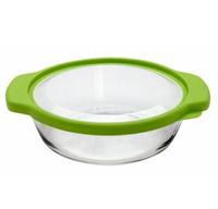 •3 piece set  •2 qt. Casserole  •Glass Lid  •TrueFit plastic lid  •Lid BPA Free  •Open Stock  •Item# 91736TSB